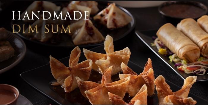 Handmade Dim Sum